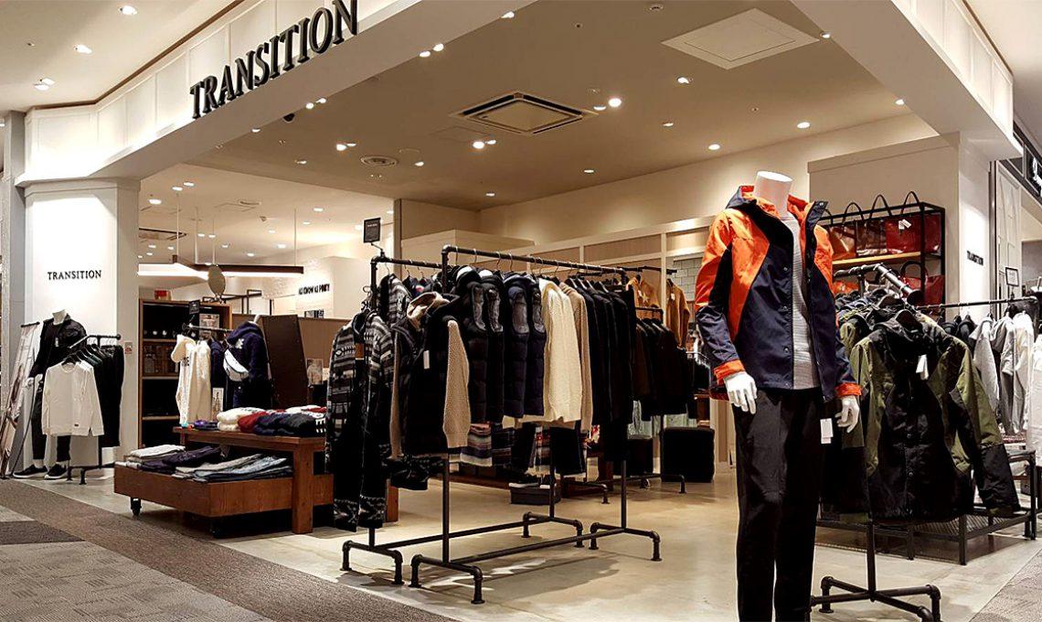 TRANSITION イオンモール広島府中店 9/21(金)オープン!