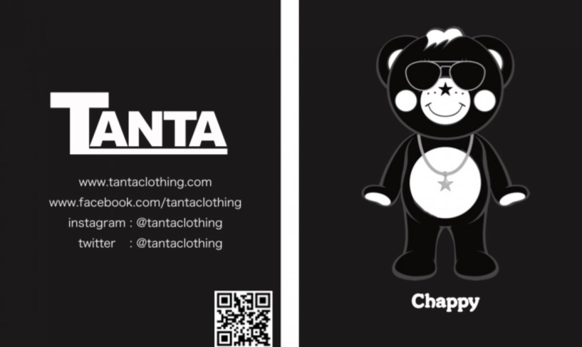 TANTA POP-UP SHOP開催のお知らせ!