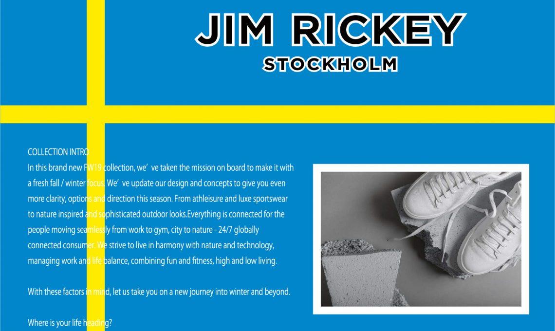 JIM RICKEY POP-UP開催のお知らせ!