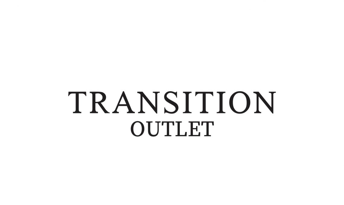 TRANSITION OUTLET ヴィーナスフォート店についてのお知らせ