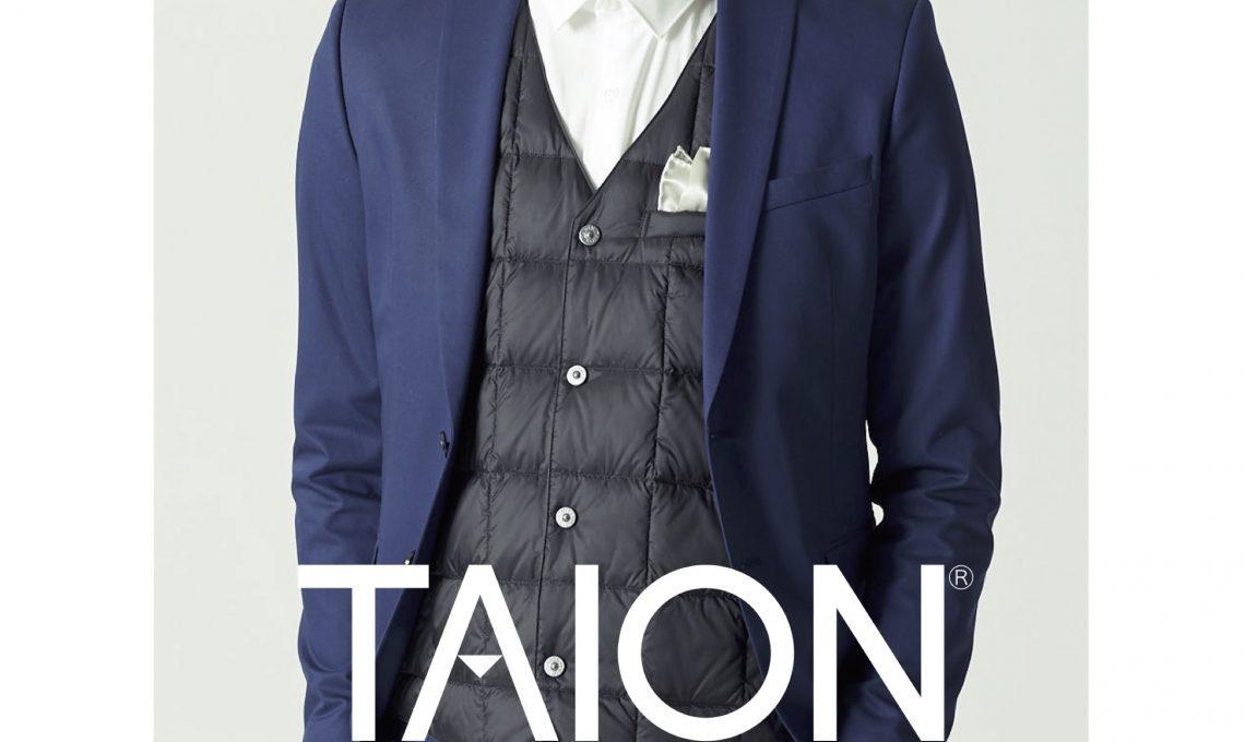 【TAION】ポップアップストア開催!